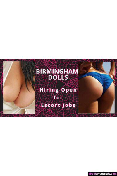 Upcoming Escort jobs in Birmingham