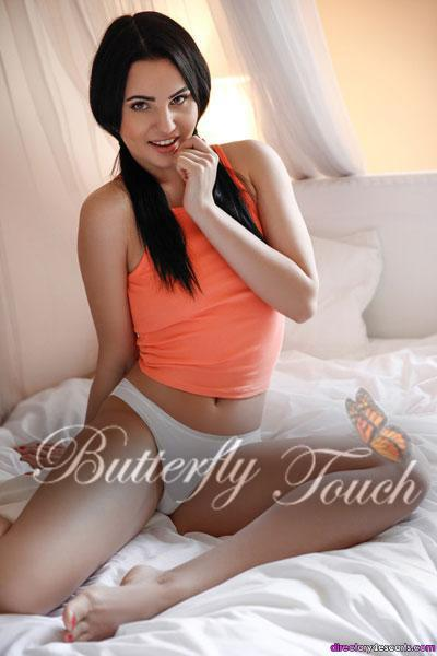 Butterfly Touch best London Escort and Massage Agency