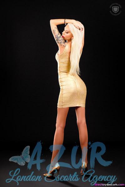 Marilyn - Azur Escorts Agency - 07467861572