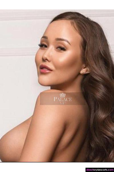 Patricia - A Gorgeous Outcall Only Russian Brunette.