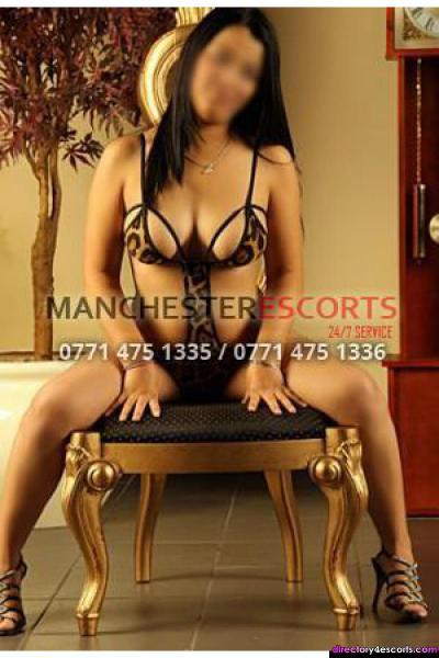 Anna - Escorts in Manchester