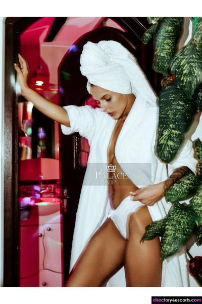 Evelina - A stunning Lithuanian Outcall only Brunette.