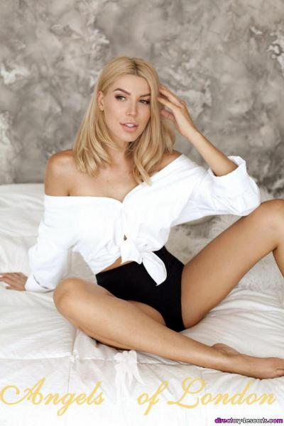 Russian escort with beautiful long, blonde hair and a body that's built for happiness!
