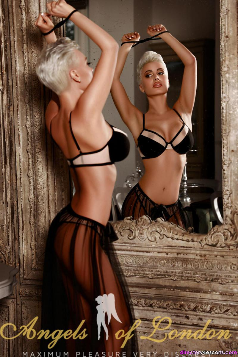 Try every escort service imaginable with a super busty London escort!