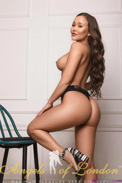 Its time to let Tiana make your fantasies a reality