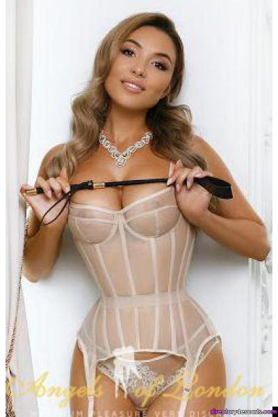 The Perfect Tanned Russian Escort