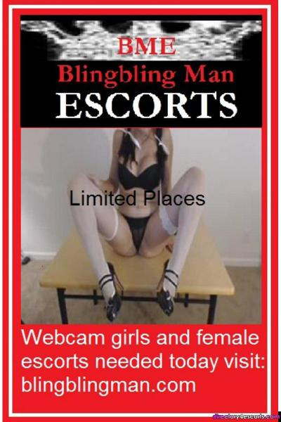 Become a Webcam Model or an Female Escort TODAY!
