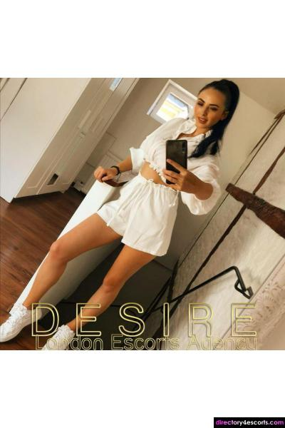Amy - Outcalls Only - Desire Escorts Agency - 07312403613