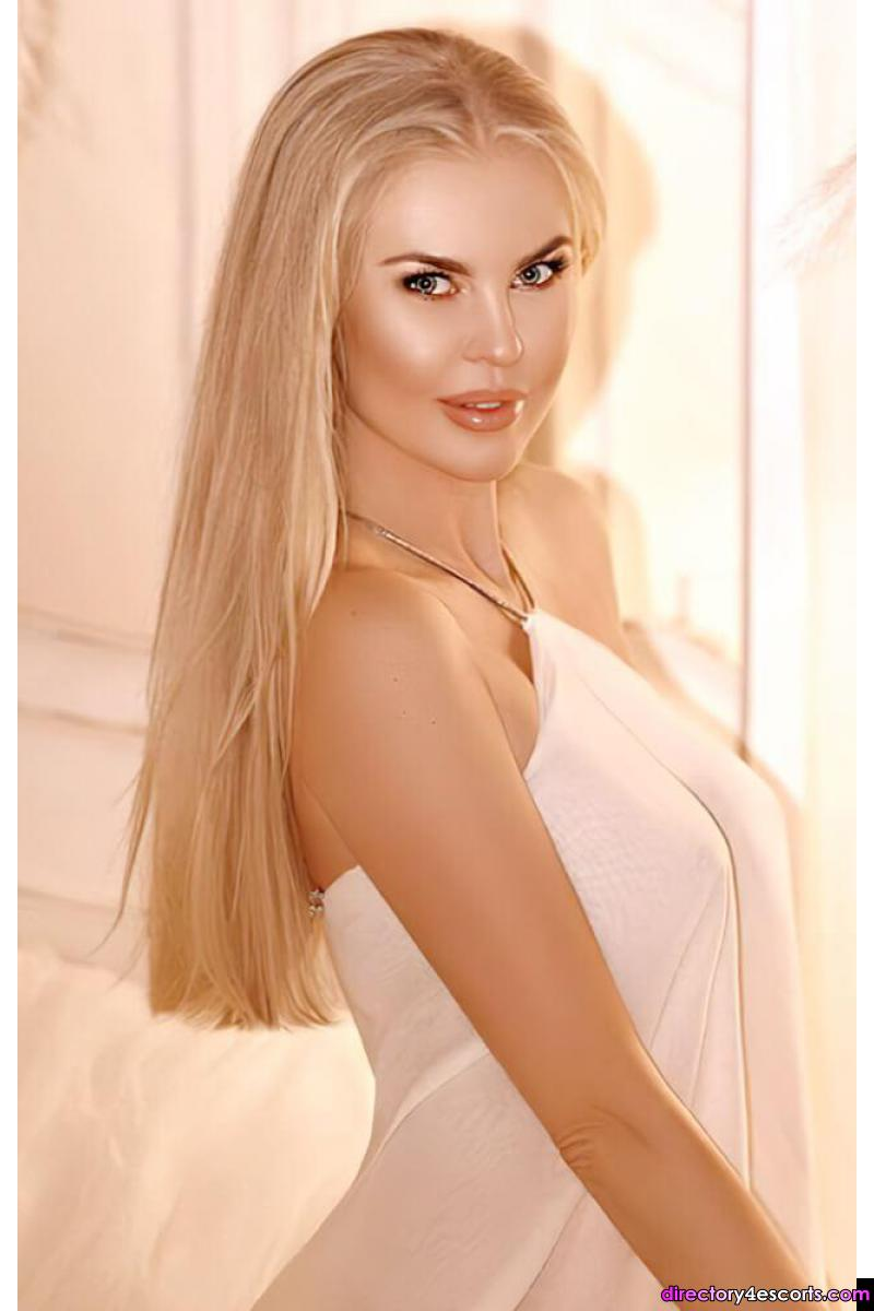Marya is a busty 25 year old escort in London