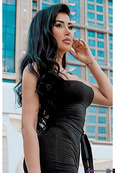 Cami is an elite London escort offering the best companionship services