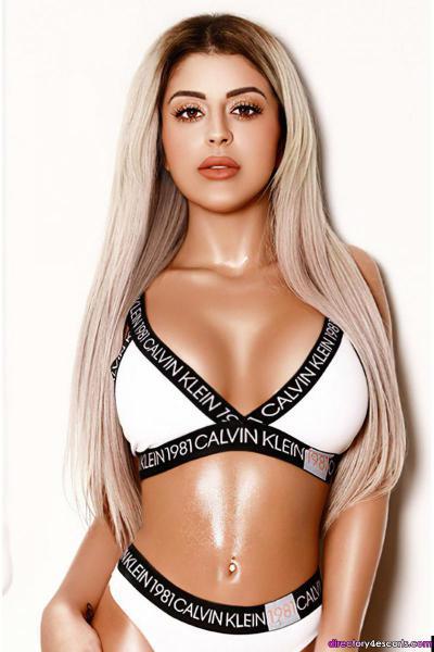 Ayda: Busty Blonde London Escort in Bayswater
