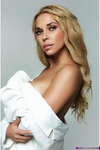 Floritta: Russian Blonde London Escort in Kensington