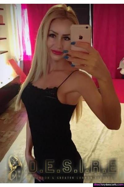 Charlotte - Outcall Only- Desire Escorts Agency
