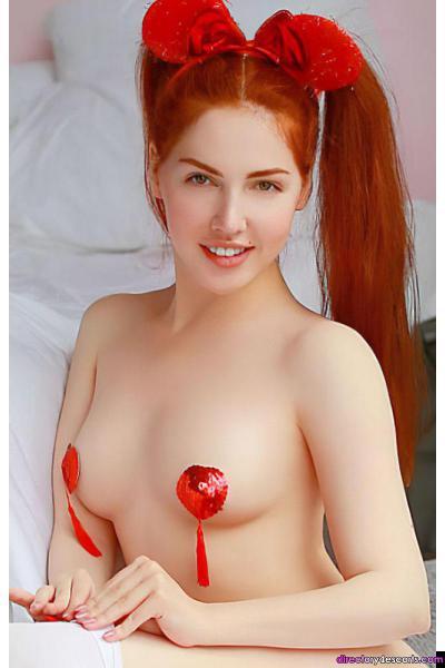 Autumn: Busty Redhead London Escort in Earls Court