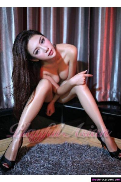 Playful Asian Escorts in London