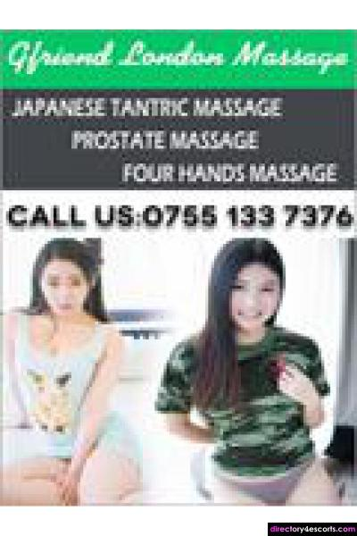 GFriend London Massage