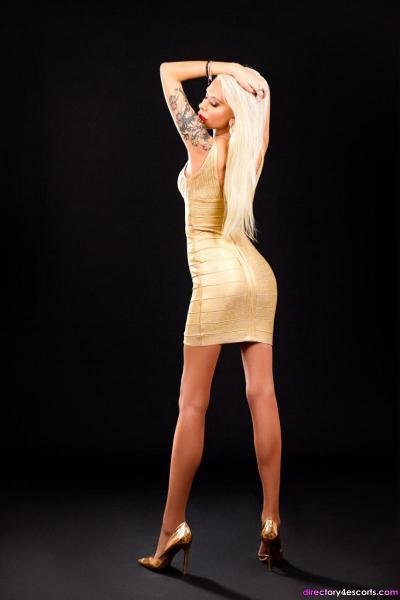 Marilyn - open minded and sensual escort