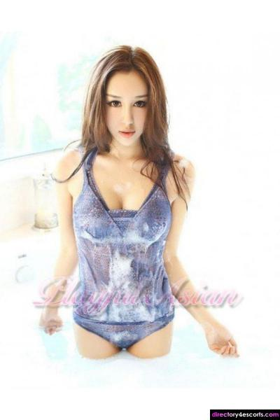 South Korean Oriental Escort in London