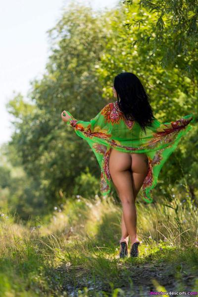 Alessandra- Busty Colombian Escort